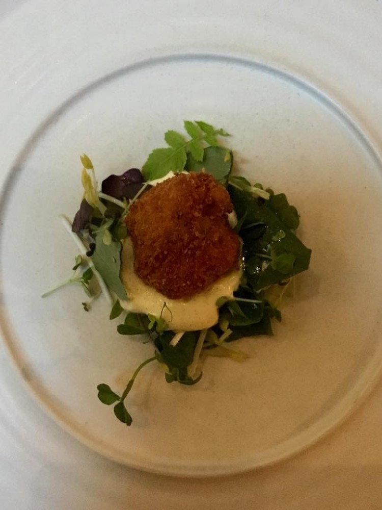Amazing Michelin star food