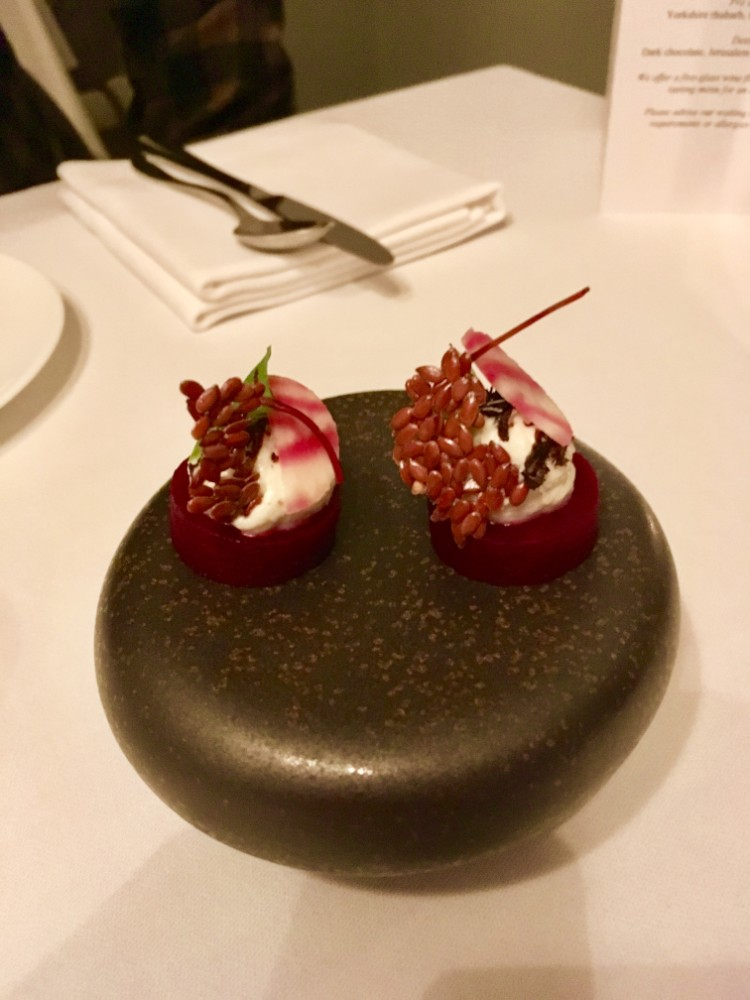 Quality food in Cambridge: Restaurant 22