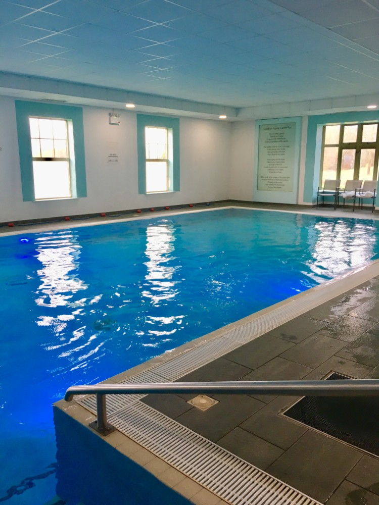 Great value spa experiences in Cambridgeshire-Cambridge Belfry