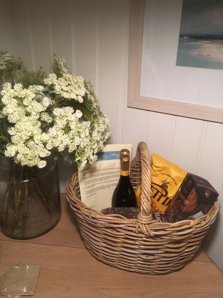welcome pack Cow Parsley