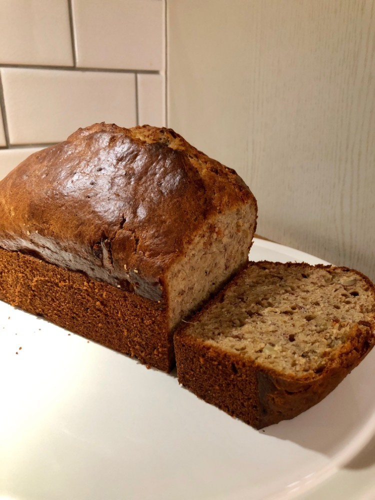 easy banana loaf recipe