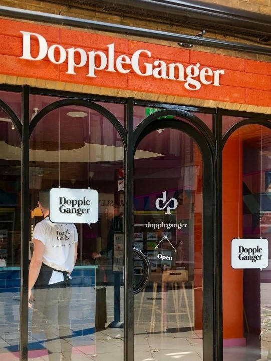 Doppleganger Cambridge review