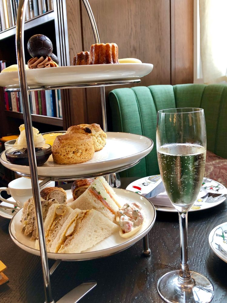 afternoon teas in Cambridge