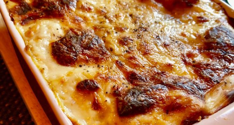 Recipes for Meatless Days- Butternut Squash and Mushroom Lasagne