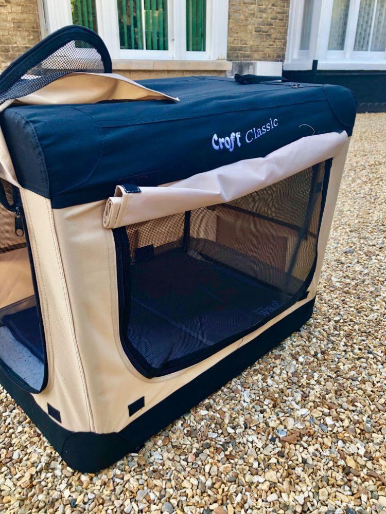 Croft soft dog crate