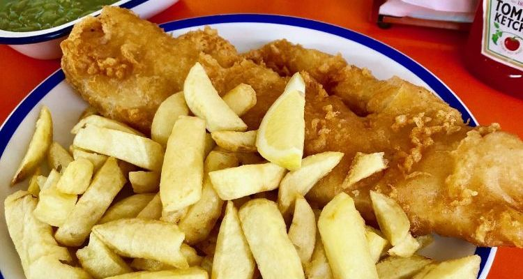 5 Best Places for Fish and Chips in Cambridge and Cambridgshire
