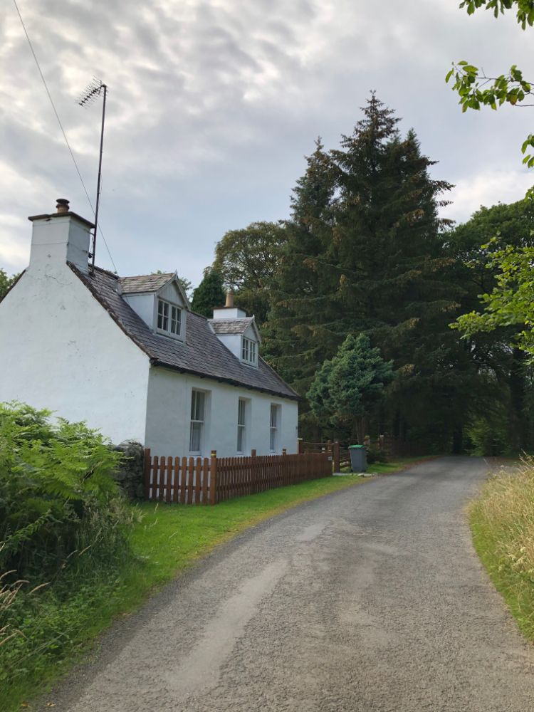 Dog Friendly Dumfries and Galloway: Woodfoot Cottage Review