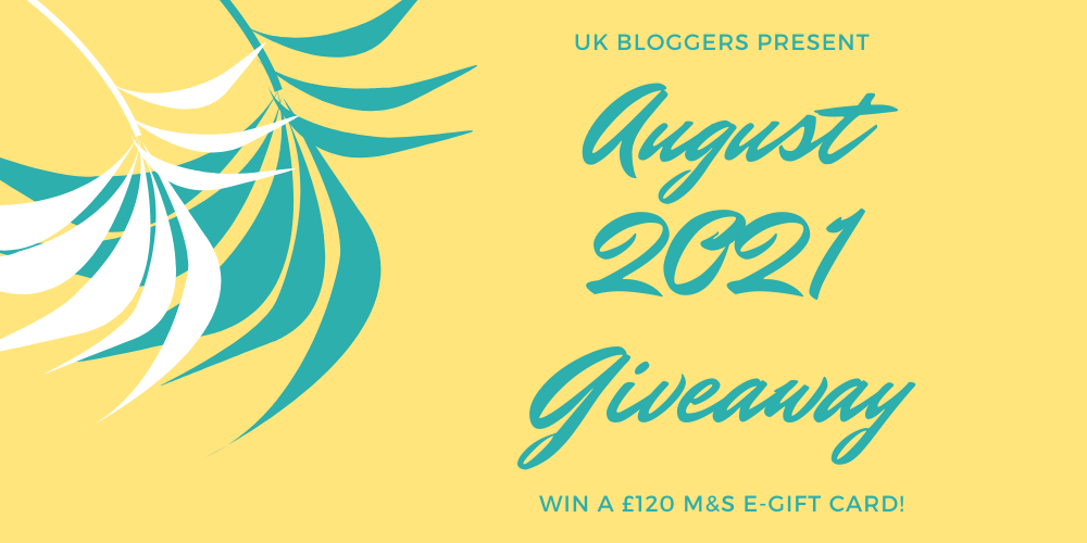 Win an £120 M&S Gift Card! August 2021 Competition