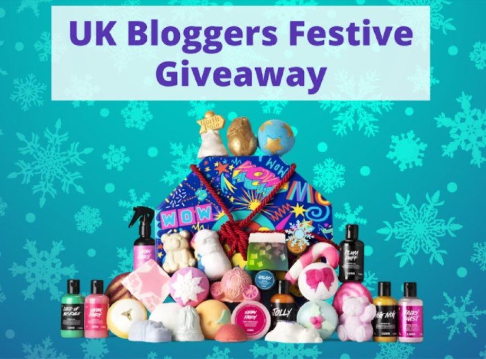 UK Bloggers Festive Giveaway!