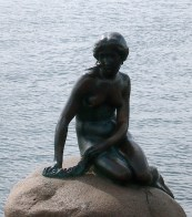 The Little Mermaid - Copenhagen