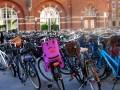 Parking for bikes! Copenhagen