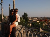 Top of the Spanish Steps - Rome