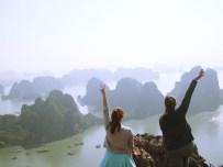 Bai Tho Mountain's top