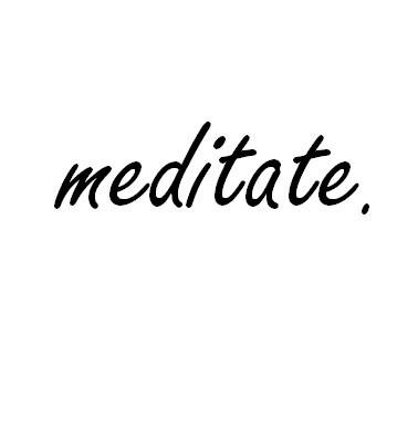 10 reasons why i meditate