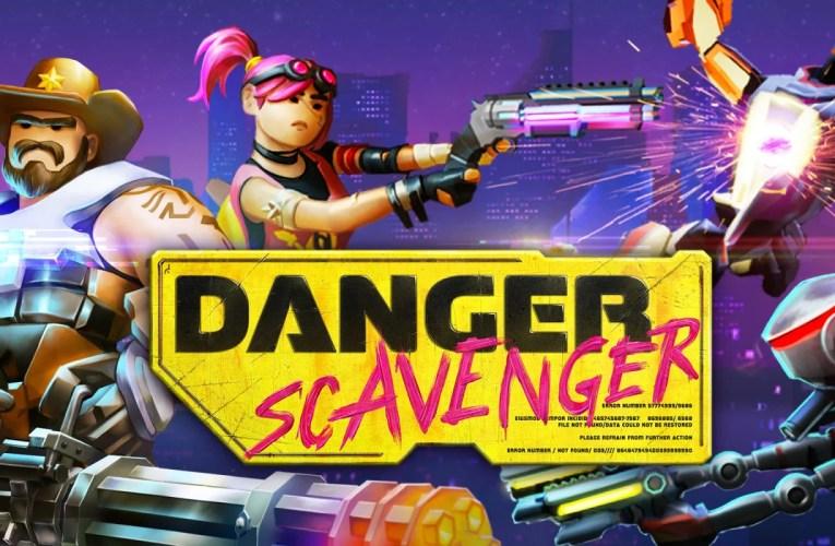 T Reviews- Danger Scavenger