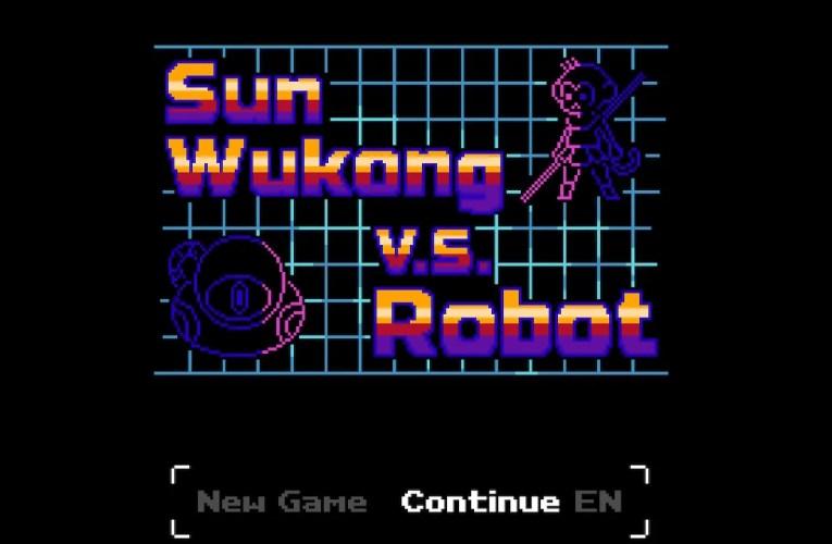 T Reviews- Sun Wukong vs Robot