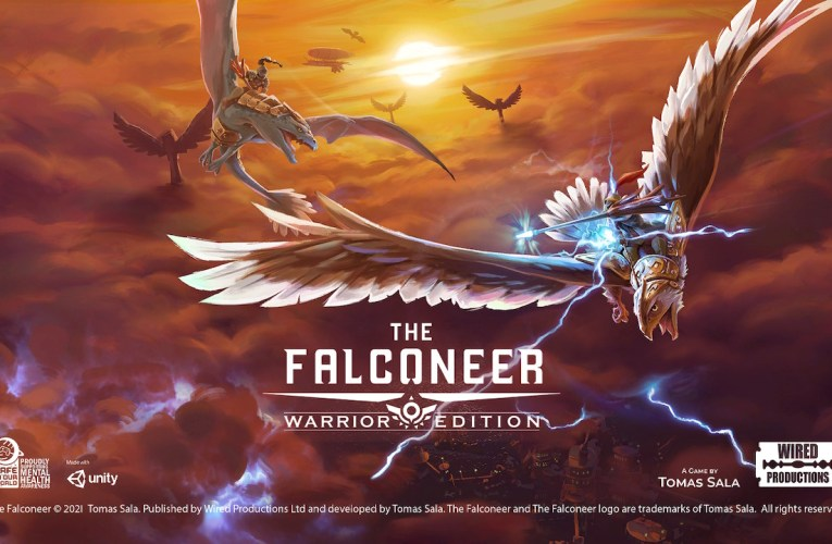 T Reviews- The Falconeer Warrior Edition