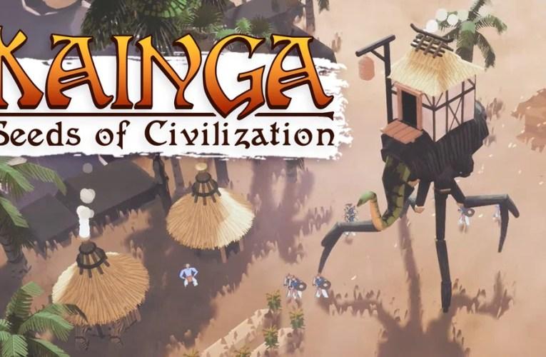 T First look- Kainga Seeds Of Civilization