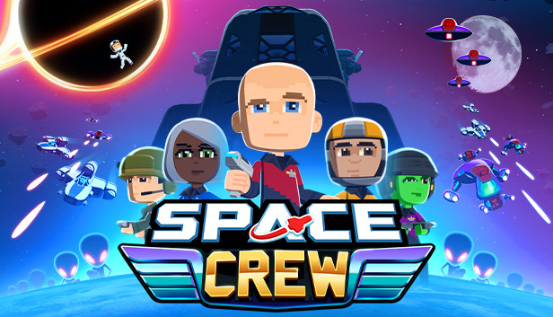 T Reviews- Space Crew