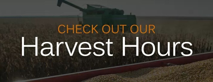 Check out Two Rivers Cooperative's Harvest Hours