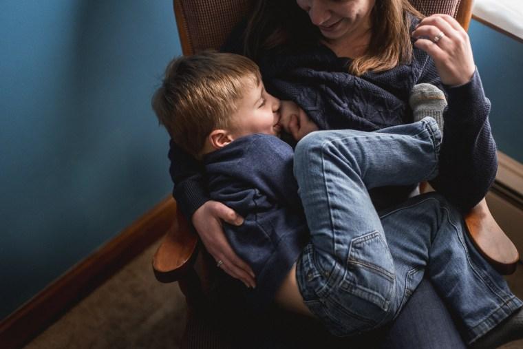 preschooler breastfeeding, Life After Birth Project