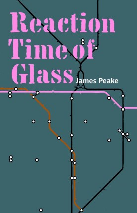 Reaction Time of Glass by James Peake