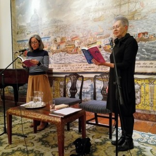 Point of Honour Reading at the Portuguese Embassy