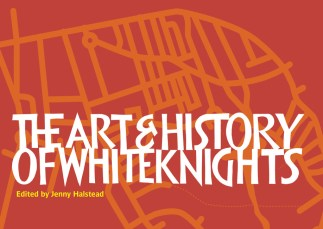 The Art and History of Whitekinghts cover