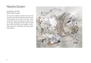 Natasha Zavialov, Flying Above the Park