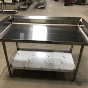 Stainless Steel Work Table 2