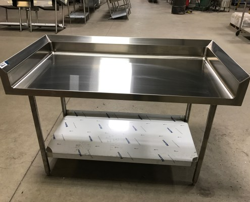 Stainless Steal Work Table 2