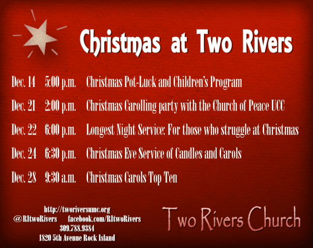 christmas at two rivers