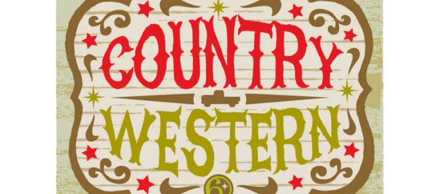 Country-Western Night April 18