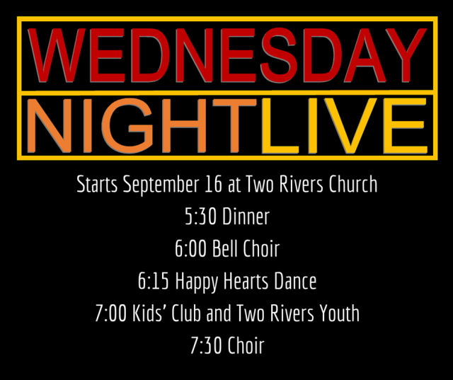 Wednesday Night Live