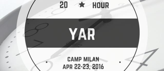 Youth Retreat at Camp Milan