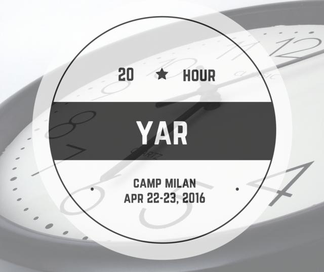 20-Hour YAR