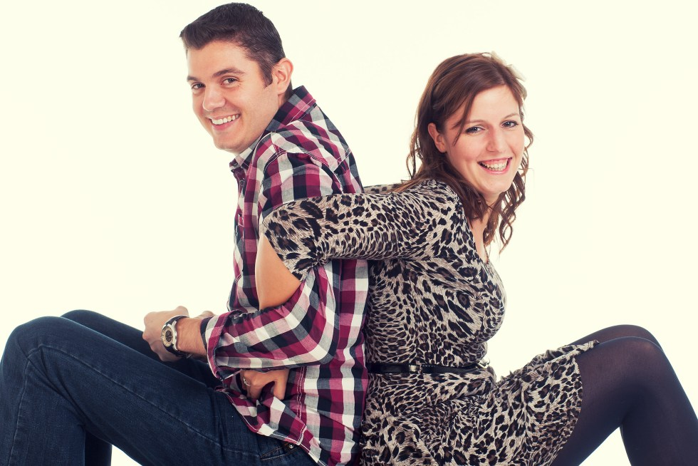 Staffordshire engagement photographers