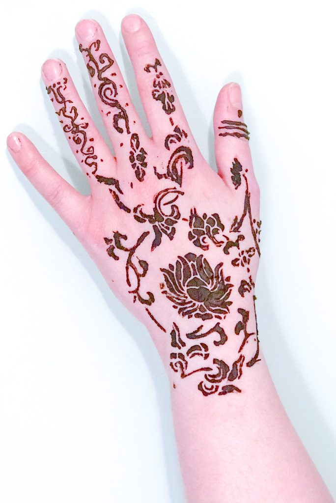 Henna tattoo/body art course