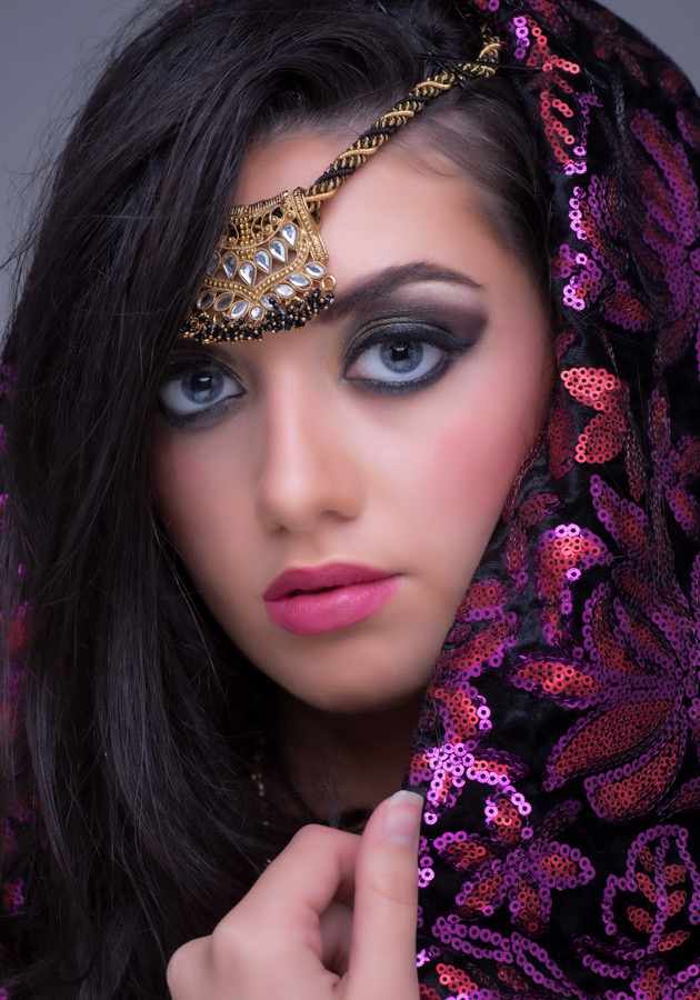 Asian Bridal Make Up Course