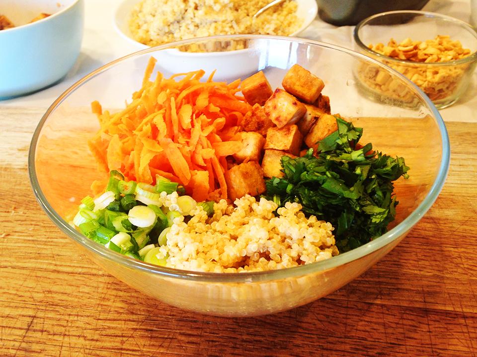 thai tofu quinoa bowls 13