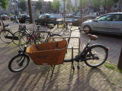 Bakfiets- The Ultimate in Family Cycling