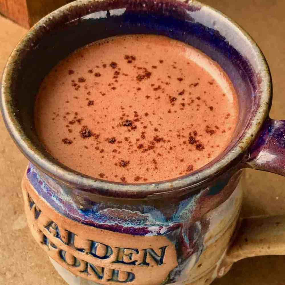 Mexican Hot Chocolate Mix