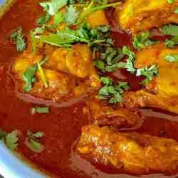 Chicken vindaloo - Instant Pot Low Carb Chicken Vindaloo - https://twosleevers.com
