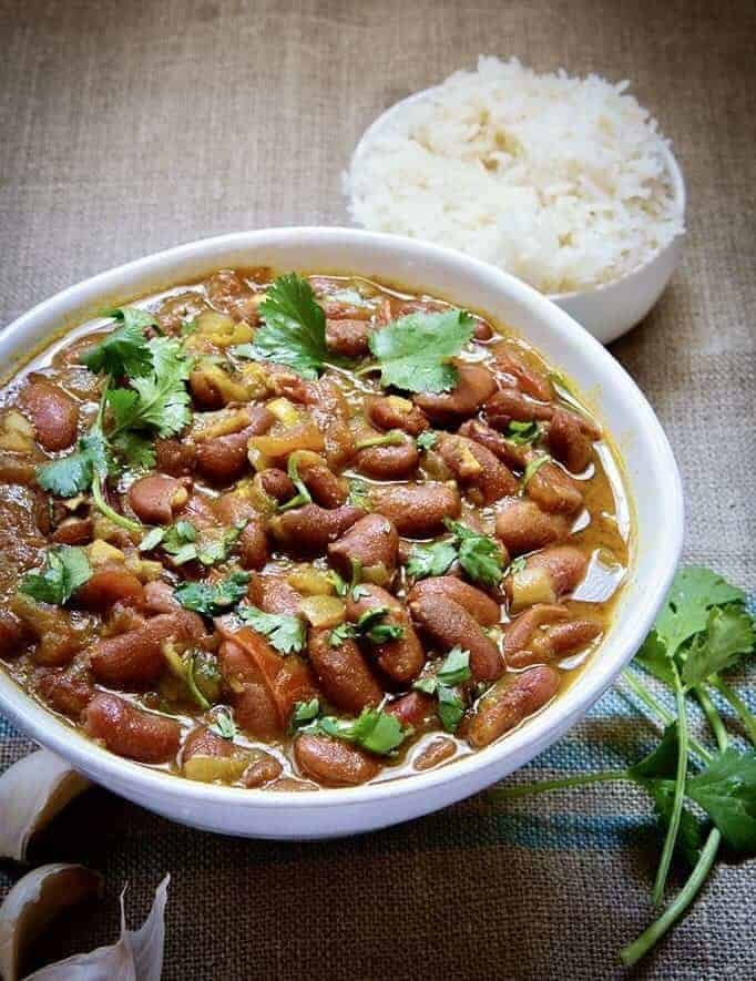 how to make rajma with canned beans