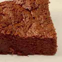 Five Ingredient Keto Flourless Chocolate Brownies