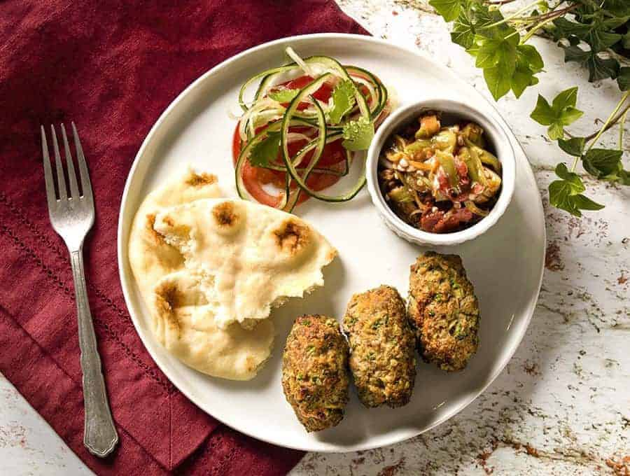 Low Carb Indian Seekh Kababs – Two Sleevers