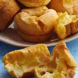 One step Pao De Queijo Brazilian Cheese Bread
