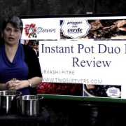 Unbiased Review of an Instant Pot 3 quart Duo MINI. Twosleevers answers all your important questions about the Instant Pot Mini Duo What can you use it for? How big is it really? What will it accommodate? Do you need to adjust cooking times due to size and wattage?