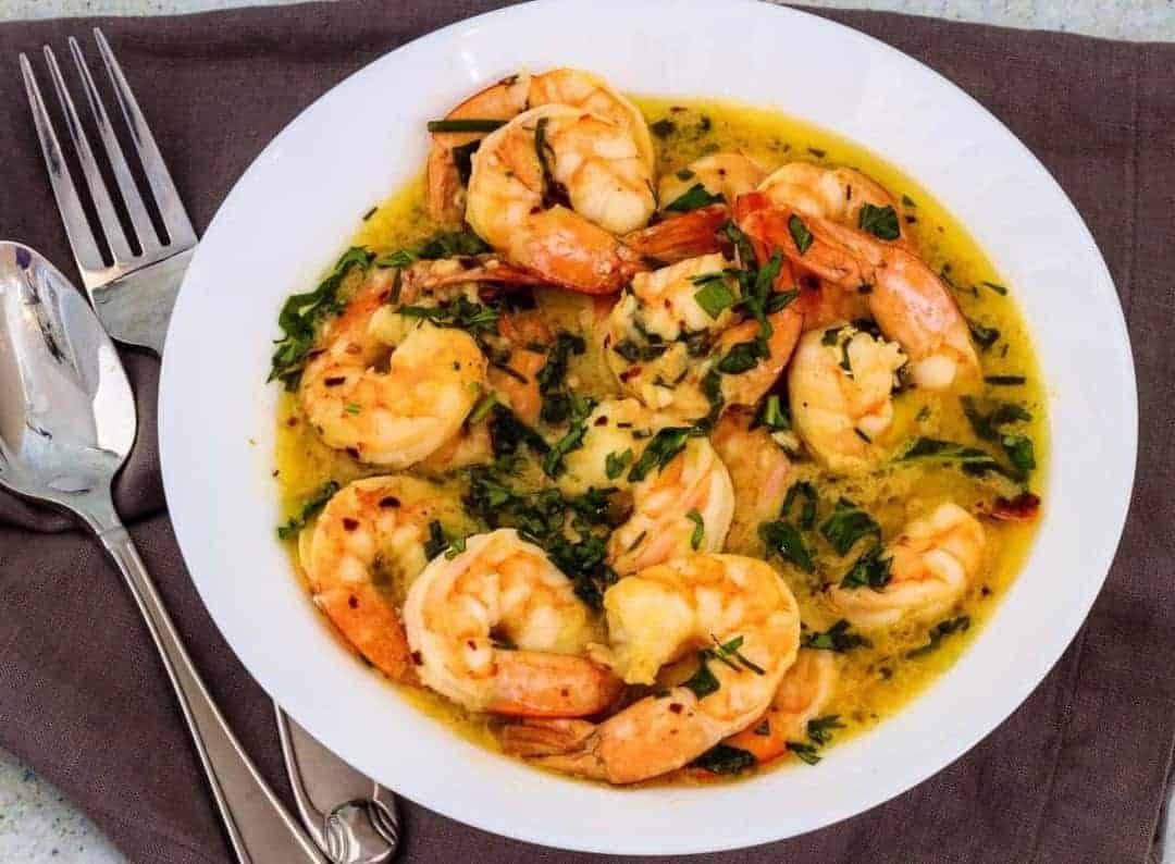 keto shrimp recipe
