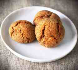 These little keto spice cookies won't last long. Perfect texture, 10 min prep, and incomparable taste. You may find yourself choosing these keto cookies over sugary ones. These little ones are gluten-free, vegetarian, low-carb, keto, and if you sub the butter with coconut oil, they are also dairy-free and paleo. So there. You now have a good excuse to eat them.